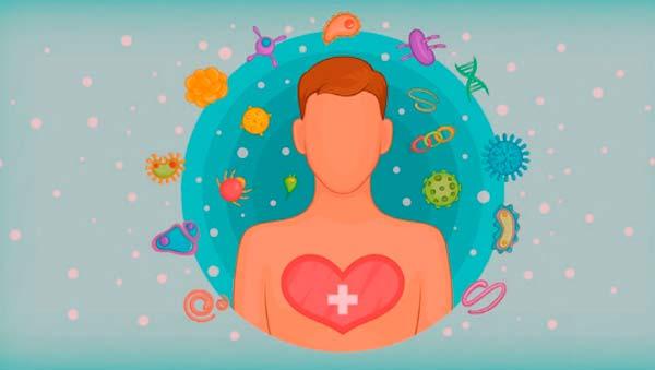 enfermedades psíquicas y físicas