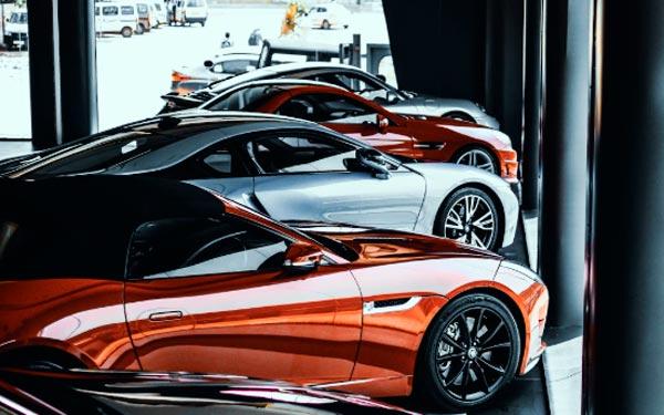 operaciones de compra y venta de coches