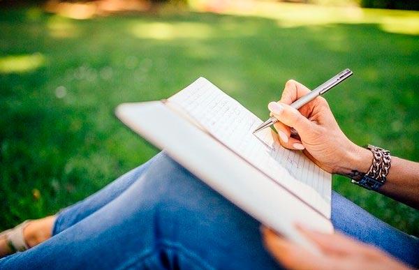 talento literario con un blog